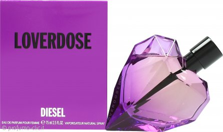 Diesel Loverdose Eau de Parfum 75ml Spray