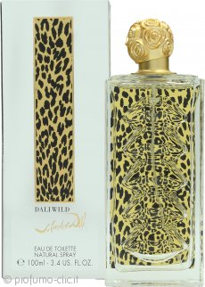 Salvador Dali Dali Wild Eau de Toilette 100ml Spray