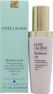 Estee Lauder Resilience Lift Firming/Sculpting Lozione per Viso e Collo 50ml SPF15