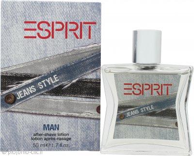 Esprit Jeans Style Dopobarba 50ml Splash