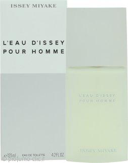 Issey Miyake L'Eau d'Issey Pour Homme Eau de Toilette 125ml Spray