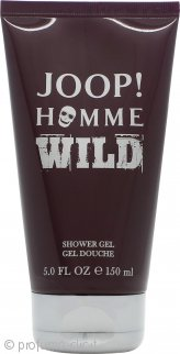 Joop! Homme Wild Gel Doccia 150ml