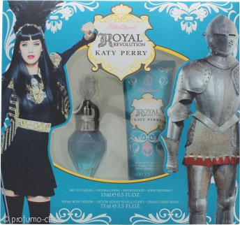 Katy Perry Royal Revolution Confezione Regalo 15ml EDP + 75ml Lozione Corpo