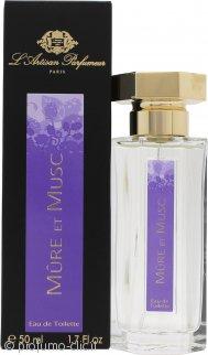 L'Artisan Parfumeur Mure et Musc Eau de Toilette 50ml Spray