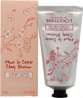 L'Occitane Fleurs de Cerisier (Cherry Blossom) Hand Cream 75ml