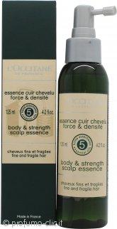 L'Occitane en Provence Aromachologie Body & Strength Scalp Essence Siero per Capelli 125ml