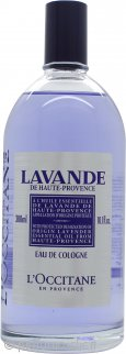 L'Occitane Lavender Eau de Cologne 300ml Splash