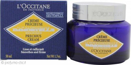 L'Occitane en Provence Immortelle Precious Protection Crema Viso 50ml