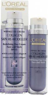 L'Oreal Dermo-Expertise Wrinkle De-Crease Crema da Giorno 50ml