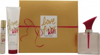 Nine West Love Fury Kiss Confezione Regalo 100ml EDP + 100ml Lozione Corpo + Mini EDP