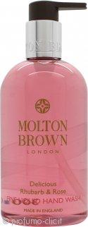 Molton Brown Rhubarb & Rose Detergente Mani 300ml