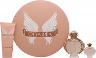 Paco Rabanne Olympea Confezione Regalo 50ml EDP + 100ml Lozione Corpo + 6ml EDP