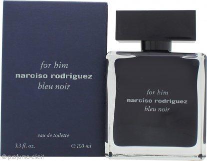 Narciso Rodriguez Bleu Noir Eau de Toilette 100ml Spray
