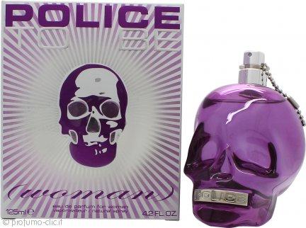 Police To Be Woman Eau de Parfum 125ml Spray