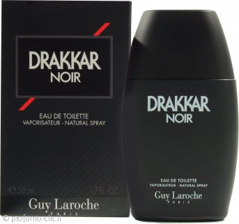 Guy Laroche Drakkar Noir Eau de Toilette 50ml Spray