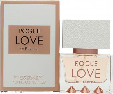Rihanna Rogue Love Eau de Parfum 30ml Spray