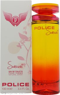 Police Sunscent Femme Eau de Toilette 100ml Spray