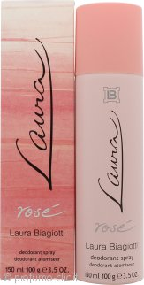Laura Biagiotti Laura Rose Deodorante Spray 150ml