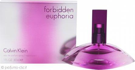 Calvin Klein Forbidden Euphoria Eau de Parfum 30ml Spray