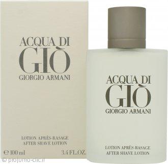 Giorgio Armani Acqua Di Gio Dopobarba 100ml Splash