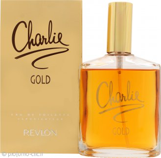 Revlon Charlie Gold Eau De Toilette 100ml Spray