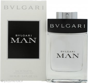 Bvlgari Man Eau de Toilette 100ml Spray