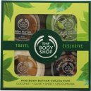 The Body Shop Mini Butter Confezione Regalo 4 x 50ml Mini Burro per Corpo