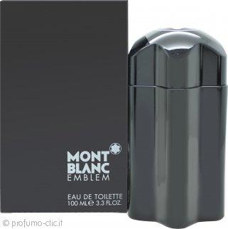 Mont Blanc Emblem Eau de Toilette 100ml Spray