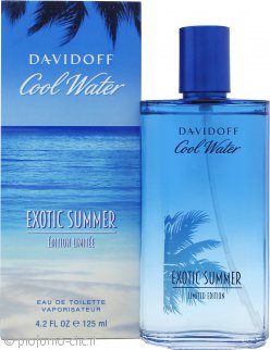 Davidoff Cool Water Exotic Summer Eau de Toilette 125ml Spray