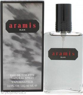 Aramis Black Eau de Toilette 60ml Spray