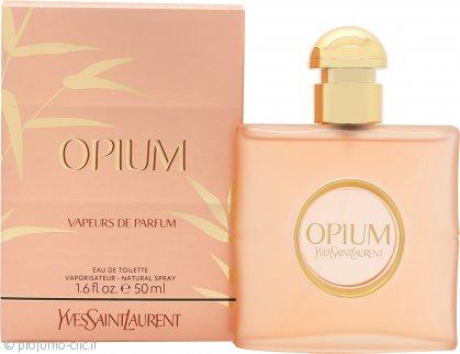 Yves Saint Laurent Opium Vapeurs de Parfum Eau de Toilette Legere 50ml Spray