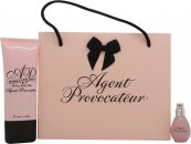 Agent Provocateur Confezione Regalo 5ml EDP Spray + 50ml Bubble Luscious Bagnoschiuma