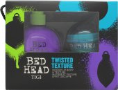 Tigi Bed Head Twisted Texture Confezione Regalo 200ml Small Talk Thickifier + 42g Hard to Get Texturizing Paste