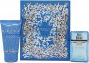 Versace Man Eau Fraiche Confezione Regalo 30ml EDT + 50ml Gel Doccia