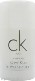 Calvin Klein CK One Deodorante Stick 75ml