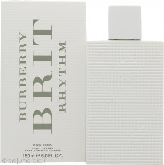 Burberry Brit Rhythm for Women Lozione Corpo 150ml