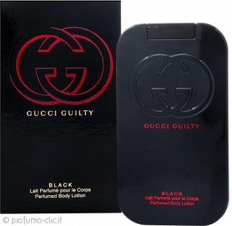 Gucci Guilty Black Pour Femme Lozione per il Corpo 200ml