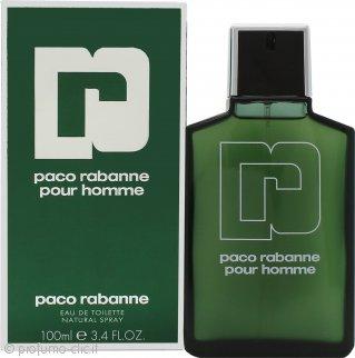Paco Rabanne Paco Rabanne Pour Homme Eau de Toilette 100ml Spray