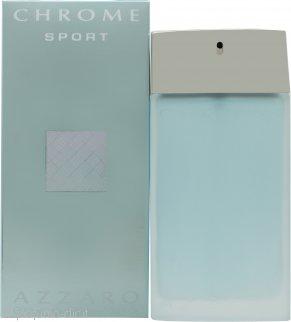 Azzaro Chrome Sport Eau de Toilette 100ml Spray