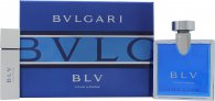 Bvlgari BLV Pour Homme Confezione Regalo 100ml EDT + 15 EDT