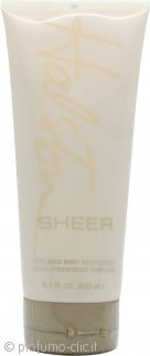 Halston Sheer Perfumed Idratante Corpo 200ml