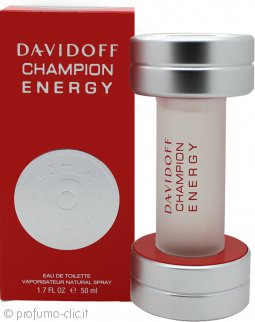 Davidoff Champion Energy Eau de Toilette 50ml Spray