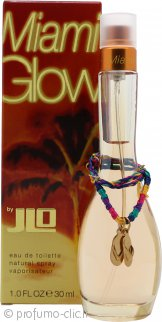 Jennifer Lopez Miami Glow Eau de Toilette 30ml Spray