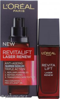 L'Oreal Revitalift Laser Renew Super Siero Anti-Etá 30ml