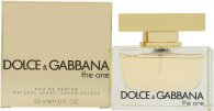 Dolce & Gabbana The One Eau de Parfum 50ml Spray