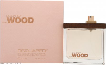DSquared2 She Wood Eau de Parfum 100ml Spray