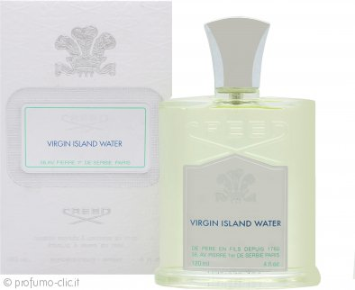 Creed Virgin Island Water Eau de Parfum 120ml Spray