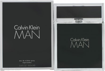Calvin Klein CK Man Eau de Toilette 100ml Spray