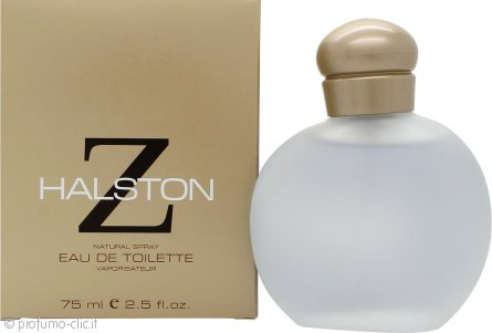 Halston Z Eau de Toilette 75ml Spray
