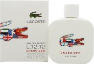 Lacoste Eau de Lacoste L.12.12 Energized Eau de Toilette 100ml Spray